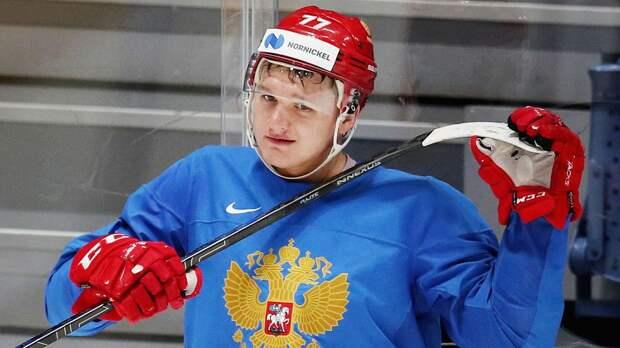Капризов набрал первое очко в дебютной игре НХЛ. Россиянин помог Бродину открыть счет в матче с «Лос-Анджелесом»