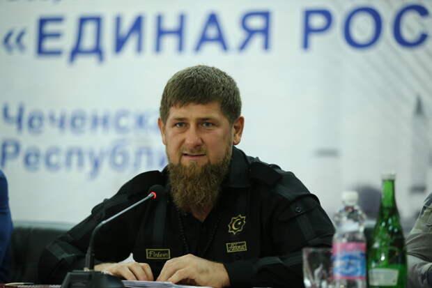 Рамзан Кадыров ввел санкции против госсекретаря США