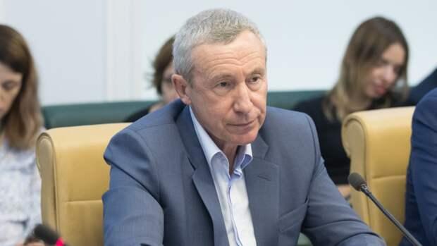 Сенатор Климов назвал бредом заявление Рааба о «преступлениях» РФ в киберпространстве