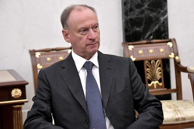 Патрушев заявил о появлении нового военного блока против России