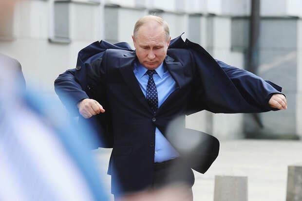 О нежданно быстром исчезновении самых надёжных опор Путина