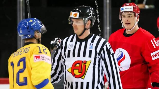 Твиттер сборной России: «Спасибо Швеции за хоккей, достойная игра, но в этом сезоне больше не увидимся»