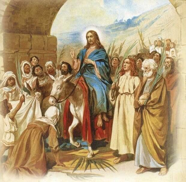 Вербное воскресенье 2021: история, традиции, приметы, особенности праздника