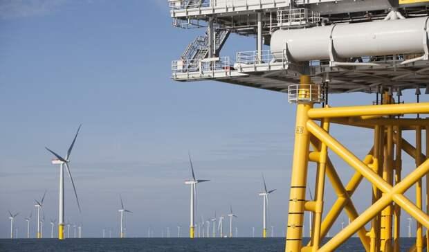 Бельгия построит «энергетический остров» вСеверном море
