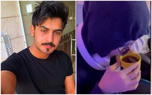 Тошнотворная выходка: пранкера арестовали за то, что он сделал жене чай на воде из унитаза