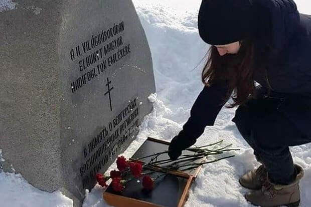 Орские молодогвардейцы почтили память солдат вермахта
