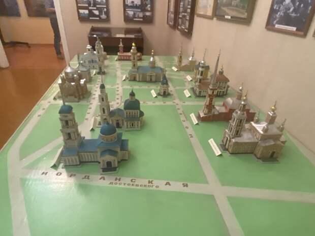 Мичуринск. Городской музей. Часть 7