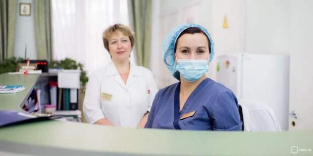 Собянин оценил итоги комплексной модернизации клиники урологии ГКБ №50. Фото: mos.ru