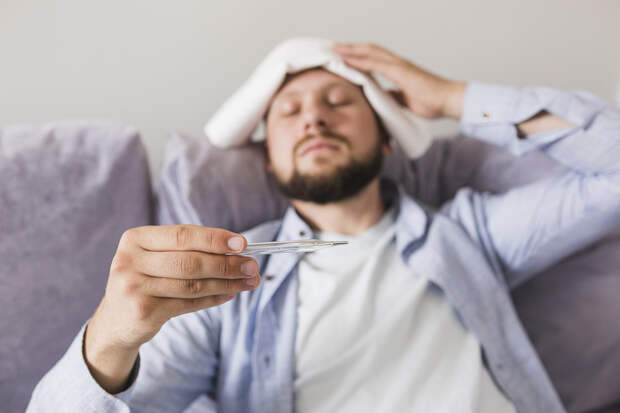Сезонный грипп ожидается в Москве к концу октября
