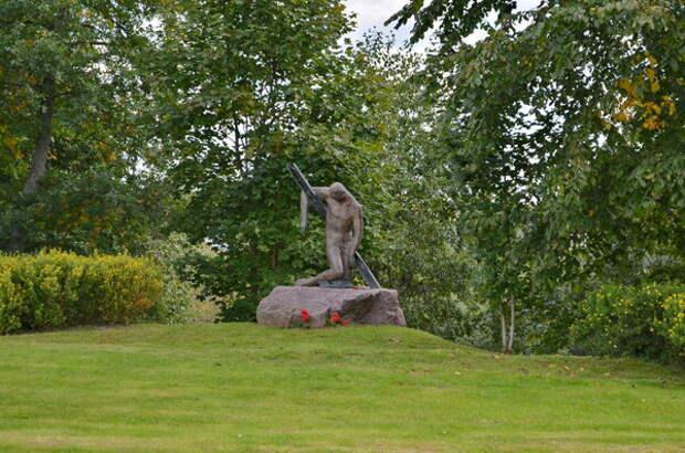 Сологубовка. Памятник погибшим в годы Великой Отечественный войны