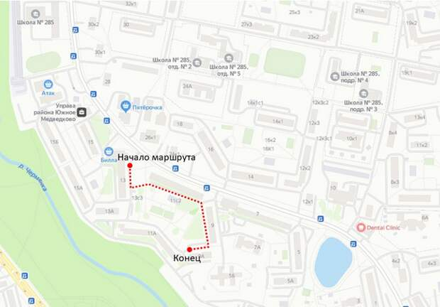 Обход территории в Южном Медведкове начнется в Ясном проезде