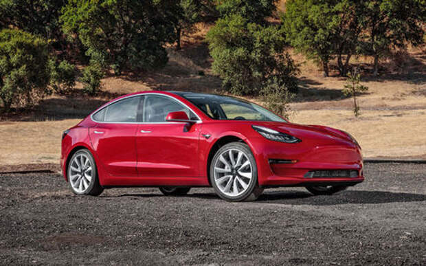 Сюрприз: Tesla продает больше, чем Mercedes-Benz и BMW