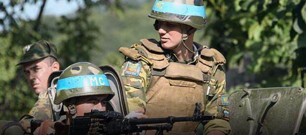 Без миротворцев война в Карабахе продолжится