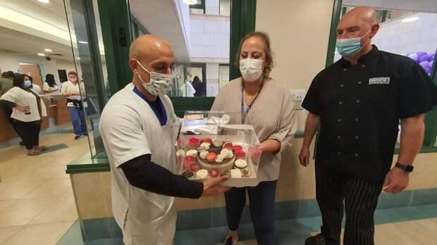 """Эта история произошла  в медицинском центре """"Хилель Яффе"""" в Хадере ( совсем не юмор)"""