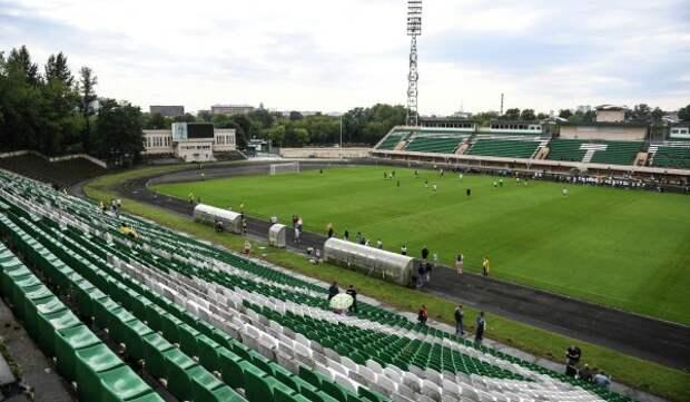 ФОК на территории стадиона «Торпедо» поставлен на кадастровый учет