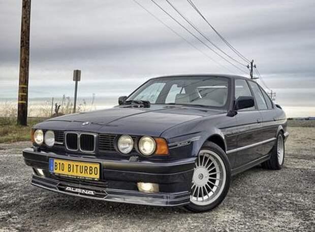 Легенда недорого: уникальная старая «пятерка» BMW выставлена на продажу