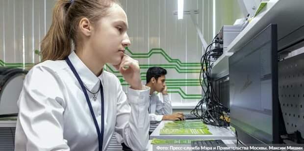 В Москве пройдет конкурс для молодых дизайнеров и архитекторов — Сергунина. Фото: М. Мишин mos.ru