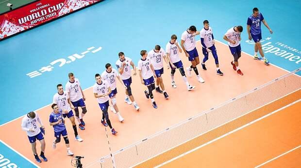 Русские волейболисты без шансов проиграли сборнойСША. Мыскатились на8-е место Кубка мира