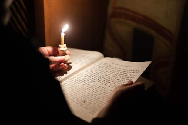 Москвич украл Евангелие из храма для приобщения к православной культуре