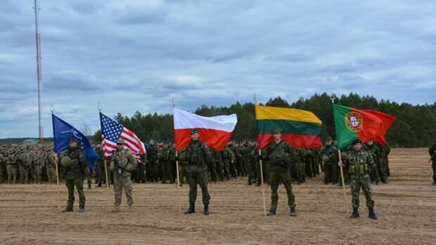 Журналисты рассказали о самых скандальных инцидентах с солдатами НАТО в Прибалтике