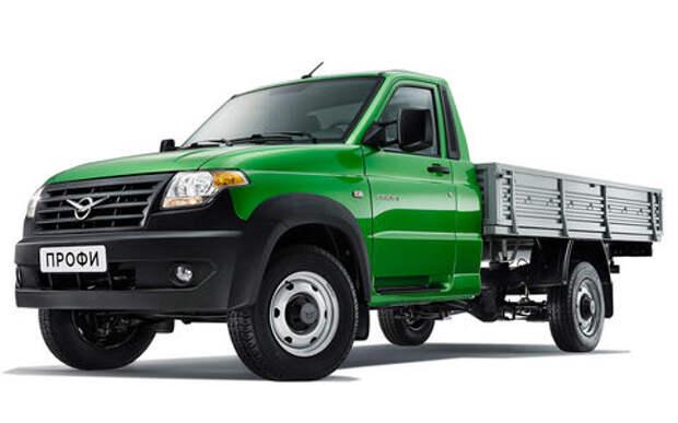 Новая версия УАЗ Профи: будет длиннее на метр!