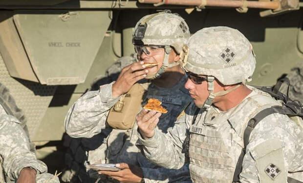 Сухпай американского солдата: еда бойцов на передовой