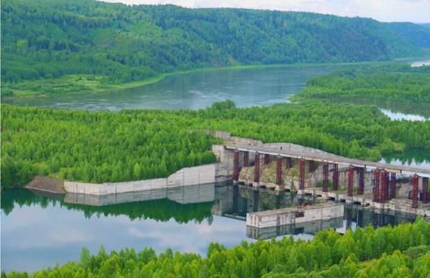 В Кузбассе назначили ответственного за строительство Крапивинской ГЭС