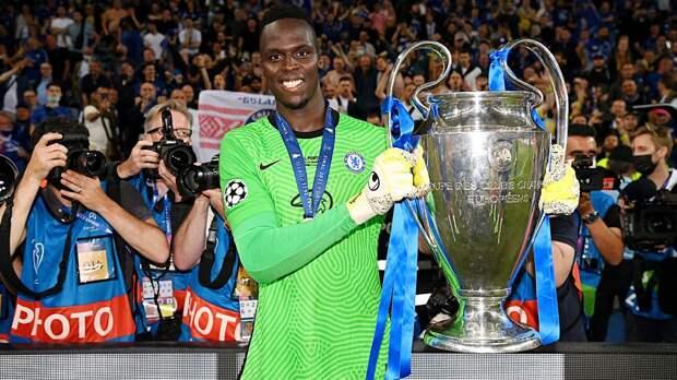 Менди повторил рекорд Лиги чемпионов по количеству «сухих» матчей в одном сезоне