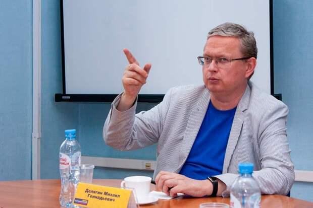 Делягин заявил, что введение Собяниным локдауна в Москве напоминает нервный срыв и назвал его причину