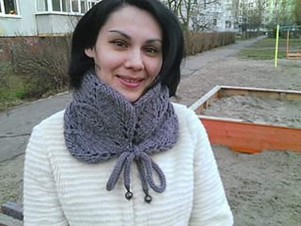 Шарфик должен быть не только для тепла, но и для красоты. Подборка идей для вязания.