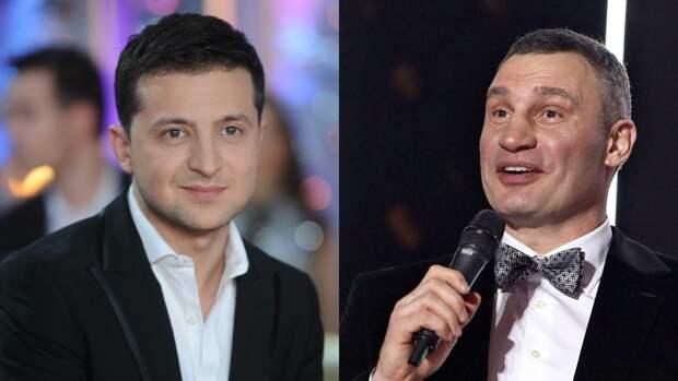Якубин объяснил «обыски» в доме Кличко опасениями Зеленского за свое кресло