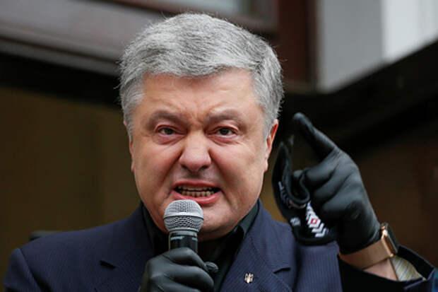 Порошенко поздравили со вступлением Украины в ЕС и НАТО