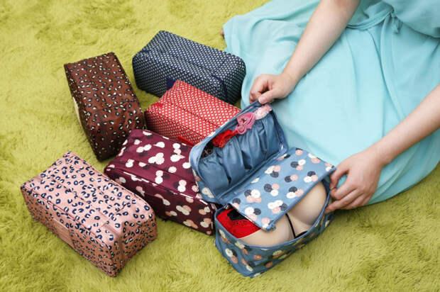 Компактное хранение и залог хорошего внешнего вида. /Фото: gdetail.image-gmkt.com