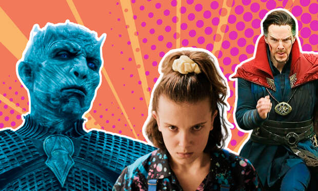 Кого любят в Инстаграме: топ-10 фильмов и сериалов с самыми большими фандомами