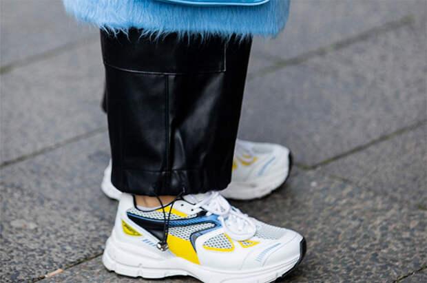 От стирки до сушки: как правильно ухаживать за кроссовками