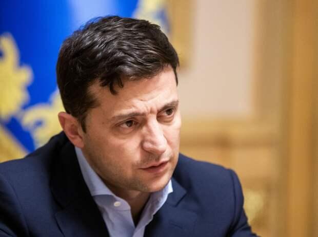 На Украине Зеленскому пригрозили тюремным сроком из-за Кличко