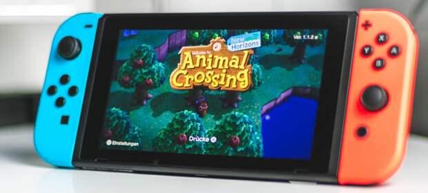 Nintendo Switch стала самой продаваемой консолью апреля в Великобритании