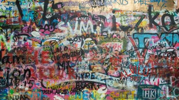 Создано средство для эффективного удаления рисунков вандалов со стен