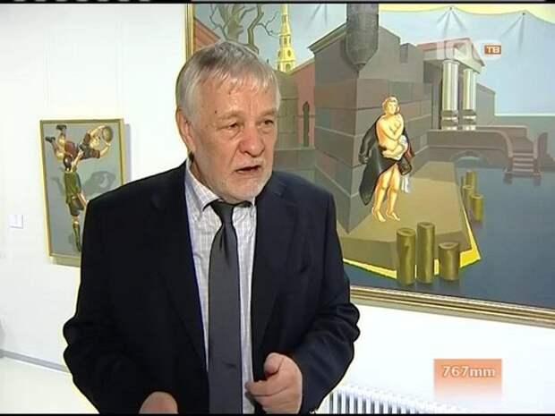 Умер художник Владимир Овчинников