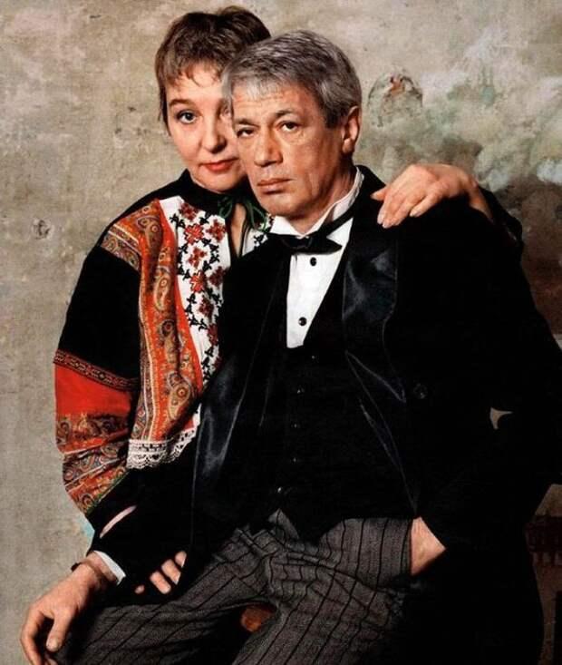 Звездные браки времен СССР