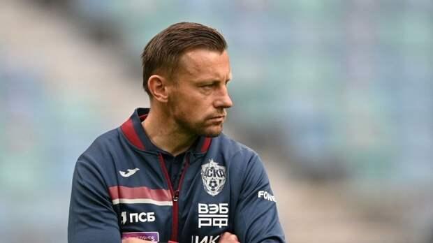 В ЦСКА не подтвердили отъезд Олича в сборную Хорватии