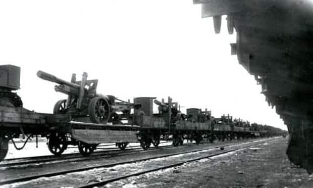 Кто спас в начале войны советскую артиллерию