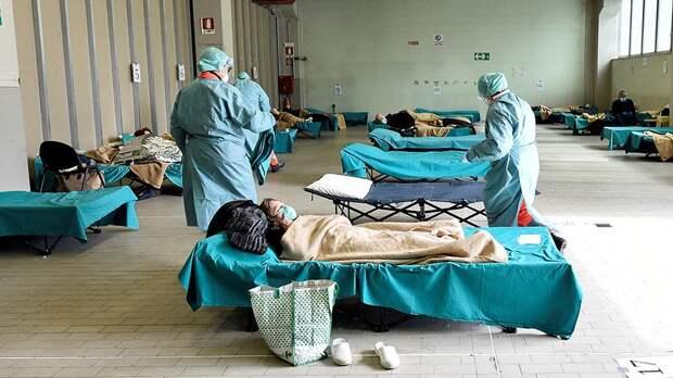 На Украине реальную смертность от коронавируса занизили втрое
