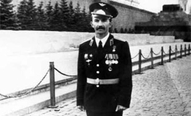 Герой Советского Союза и Герой Российской Федерации Николай Майданов
