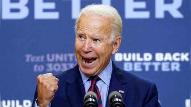 """""""Могу двигаться"""" - это всё, что нужно для президента США..."""