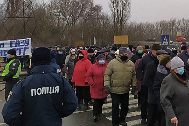 США выгоднее повесить на Россию Юго-Восток Украины