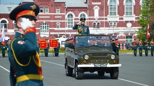 Автопробег и парад: как в Саратовской области отметили День Победы