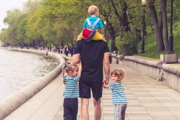 Равноправие в действии: в России многодетные отцы могут получить право на досрочную пенсию