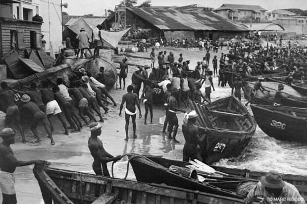 Гана в 1960-е. /Фото: i.pinimg.com