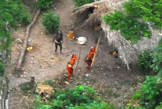Первобытное племя XXI века